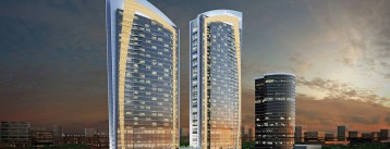 DAMAC Twin Towers
